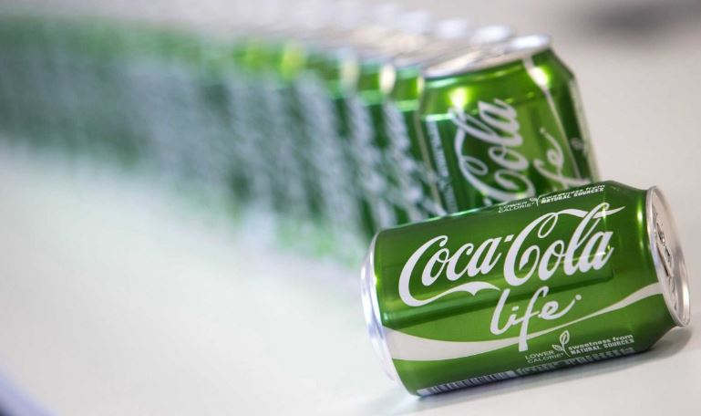 What does the failure of Coke Life tell us about perceptions of alternative sweeteners?