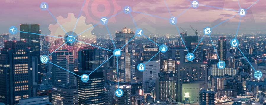 Which companies are discussed most relating to smart cities?