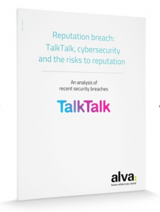 Reputation breach: TalkTalk, cybersecurity and the risks to reputation